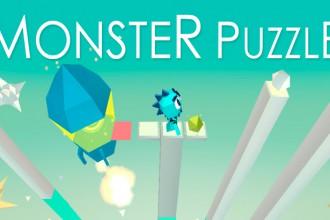 El jugón de móvil Monster Puzzle