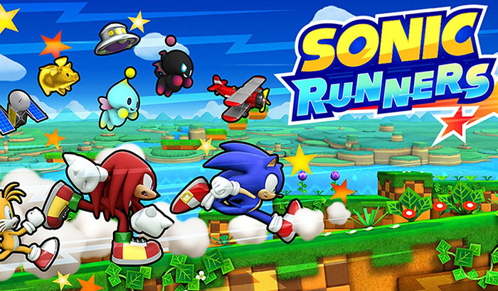 El Jugon De Movil Analisis Sonic Runners Portada