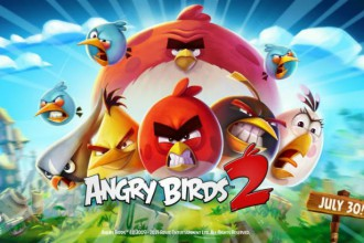 El Jugon de Movil Angry Birds 2