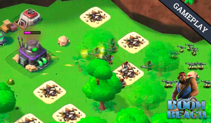 game informer boom beach review