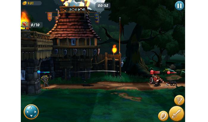 El Jugón De Móvil Análisis CastleStorm Free To Siege Partida 2