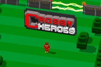 El Jugón De Móvil Análisis Crossy Heroes