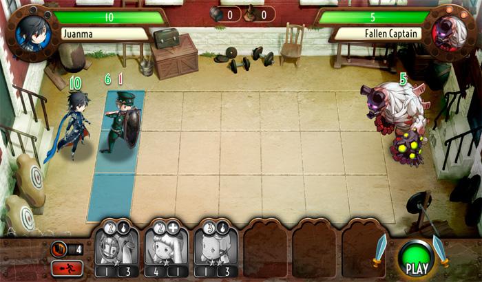 El Jugón De Movil Análisis Heavenstrike Rivals partida 2