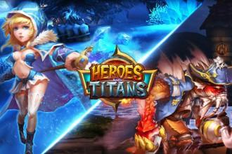 El Jugón De Móvil Análisis Heroes and Titans Battle Arena Portada