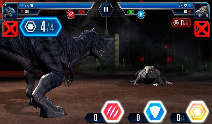 El Jugón De Móvil Análisis Jurassic World el juego Partida 1