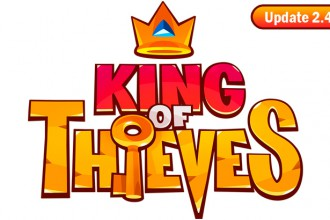 Actualizacion de julio de King Of Thieves