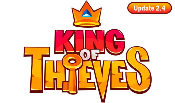 Actualizacion de julio de King Of Thieves