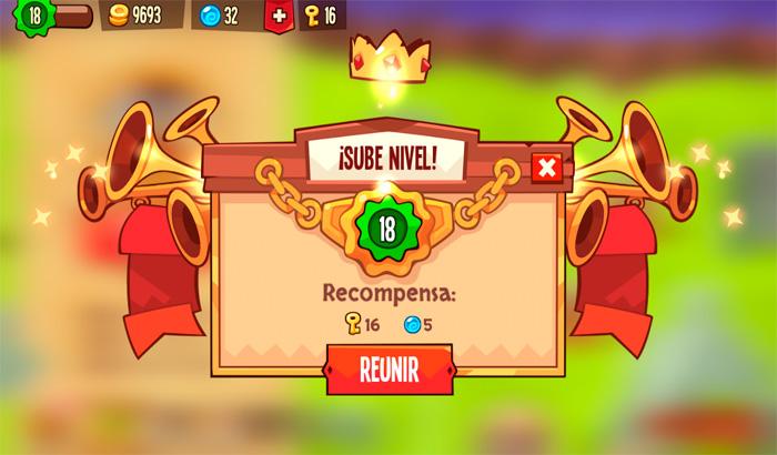 El Jugón de Móvil Guías y Trucos King Of Thieves  Nivel 18