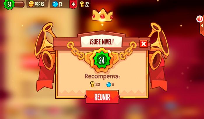 El Jugón de Móvil Guías y Trucos King Of Thieves  Nivel 21