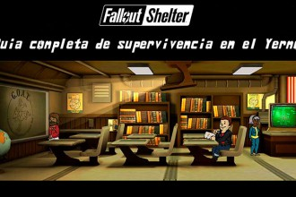 El Jugon De Movil fallout shelter guia de supervivencia en el yermo