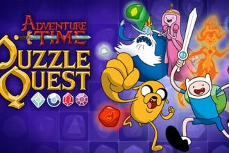 El Jugón De Móvil Análisis Adventure Time Puzzle Quest Portada