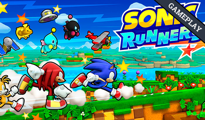 El Jugón De Móvil Gameplay Sonnic Runners