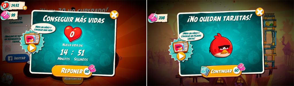 El Jugón De Móvil Análisis Angry Birds 2