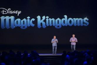 El Jugón de Móvil Disney Magic Kingdom Noticia