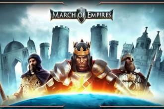 Noticia March of Empires