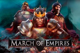 El Jugón De Móvil Análisis March of Empires