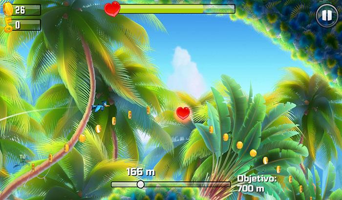 Anñalisis juego Oddwings Escape