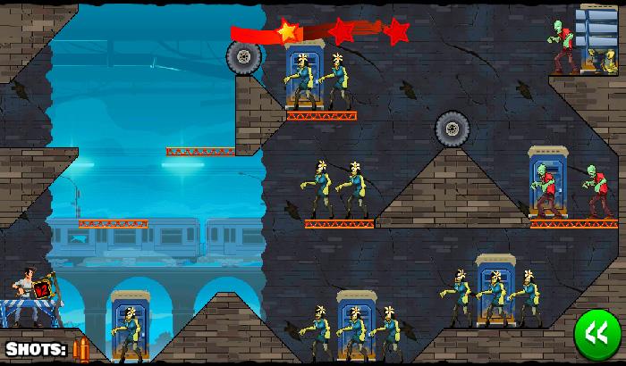 El Jugón De Móvil probando el juego Stupid Zombies 3
