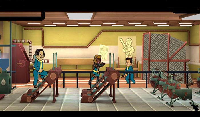 El Jugon De Móvil guía dos fallout shelter