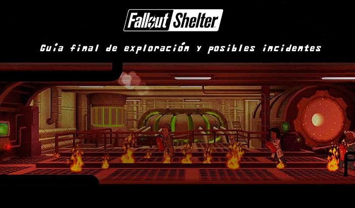 El Jugón De Móvil guía tres fallout shelter