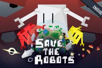 El Jugón De Móvil Análisis Save The Robots