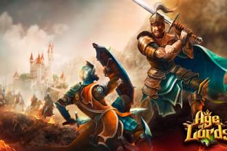 El Jugón Del Móvil Age of Lords - Portada