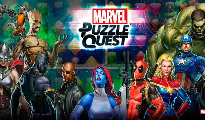 El Jugón De Móvil Análisis Marvel Puzle Quest