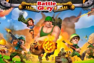 El Jugón del móvil portada Battle Glory 2