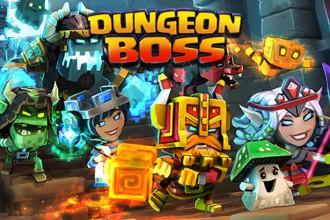 El Jugón De Móvil Análisis Dungeon Boss Portada