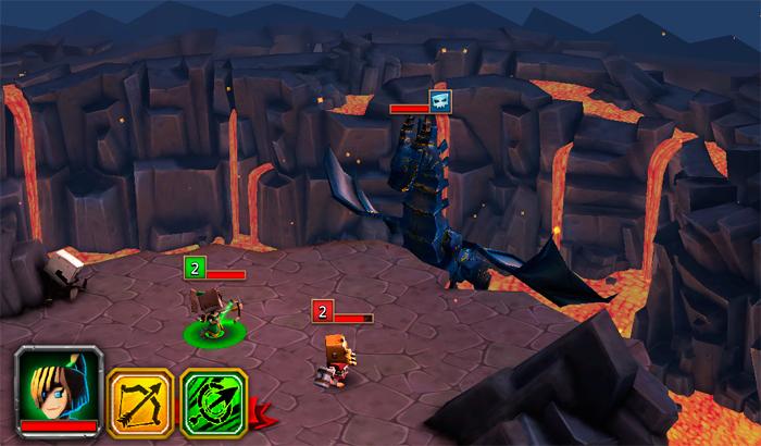 El Jugón De Móvil Análisis Dungeon Boss Partida 1