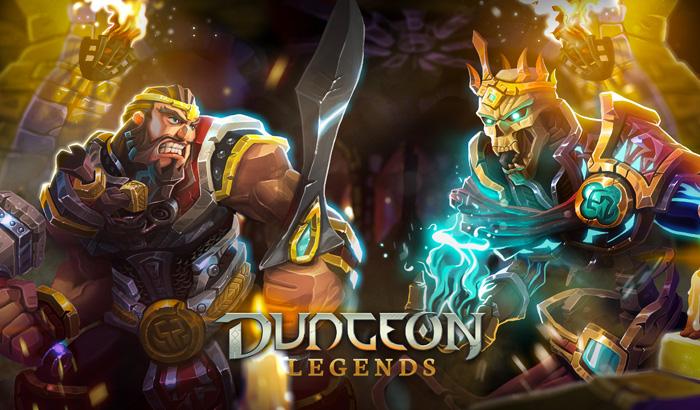 El Jugón de Móvil Dungeon Legends en Android