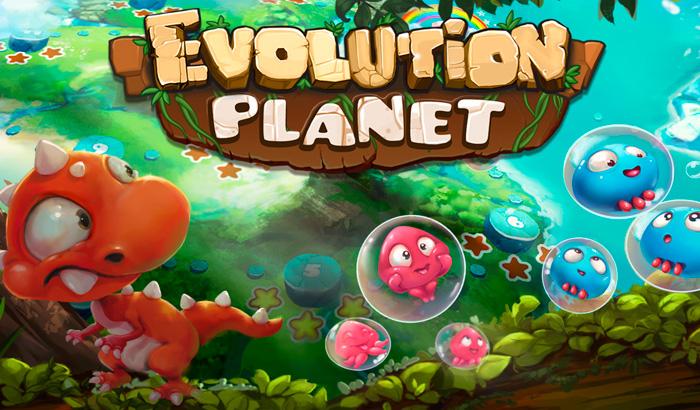 El Jugón De Móvil Lanzamiento Evolution Planet
