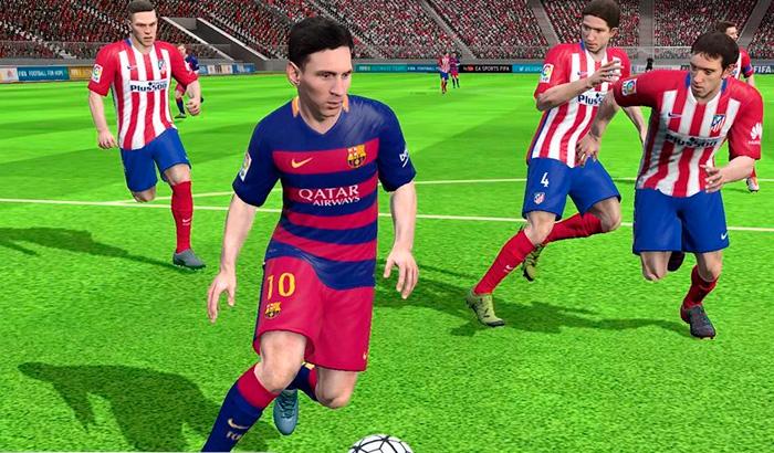 El Jugón De Móvil Lanzamiento de FIFA 16 Mobile