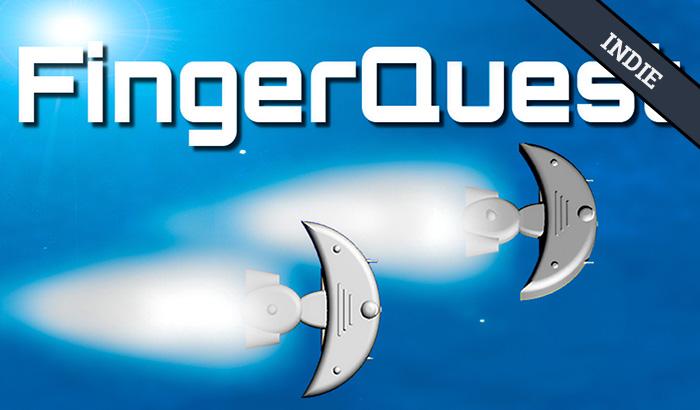 El Jugón De Móvil descubriendo Finger Quest, juego indie