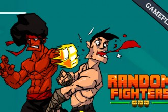 El Jugón De Móvil Random Fighters Gameplay