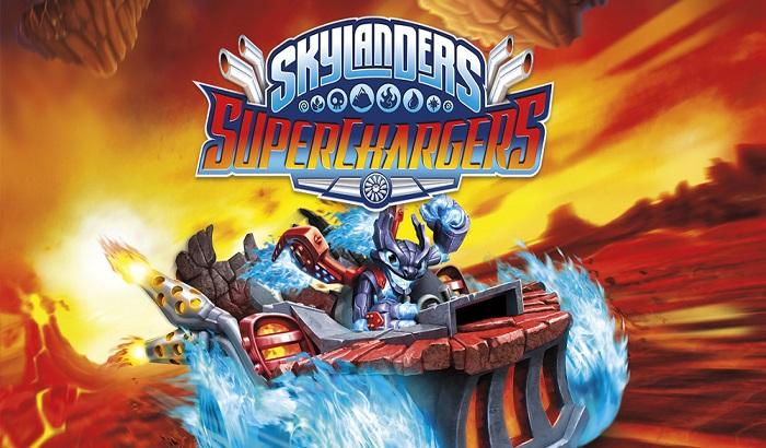 El Jugón De Móvil Lanzamientos Octubre Skylanders Superchargers