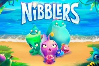 El Jugón De Móvil jugando a Nibblers