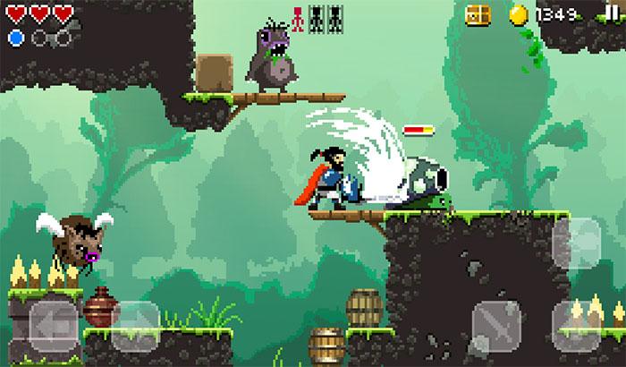 Análisis juego Sword of Xolan