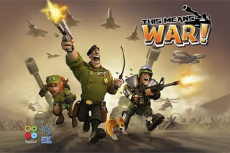 Analisis juego this means war portada