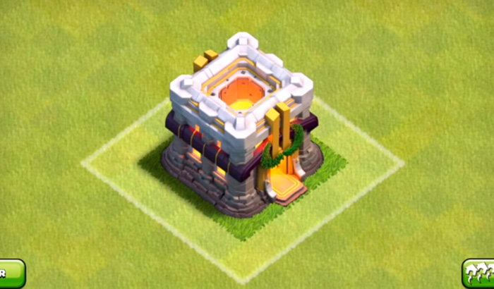 Actualización de Octubre de Clash of Clans - Sneak Peek ClashCon #1