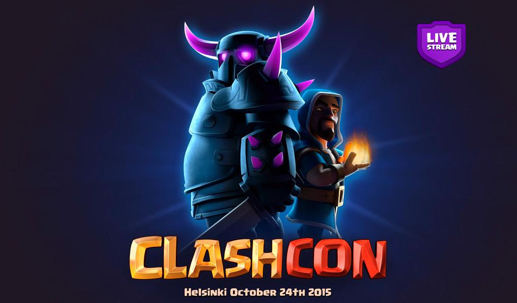 El Jugón De Móvil - ClashCon en directo