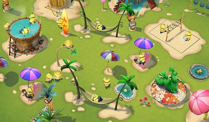 El Jugón De Móvil Minions Paradise