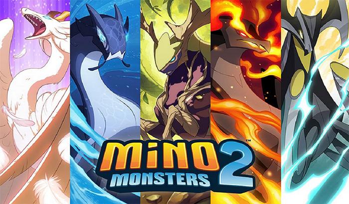 Portada para el análisis de Mino Monsters 2 Evolution