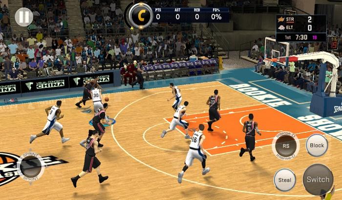 El Jugón De Móvil NBA 2K16