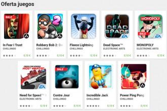 El Jugón De Móvil - Ofertas en Google Play de EA y Chillingo