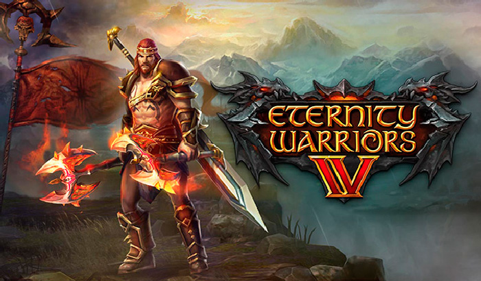 El Jugón De Móvil probando Eternity Warriors