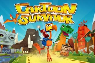 El Jugón de Movil - Pantalla Principal - Cartoon Survivor