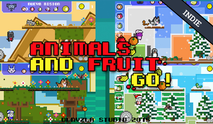 El Jugón De Móvil - Animals And Fruit Go!