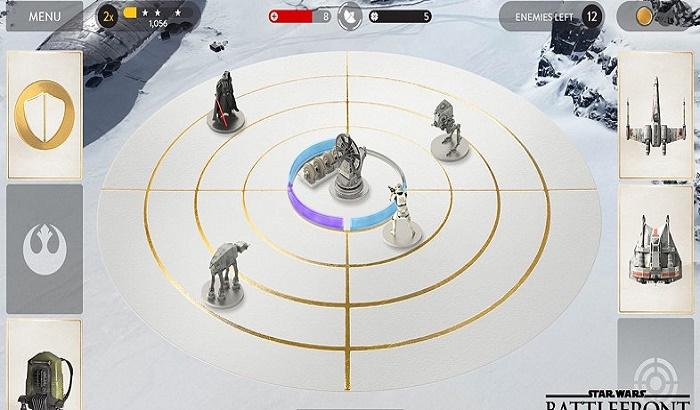 El Jugón De Móvil Aplicación Star Wars Battlefront
