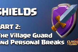 Actualización de Diciembre de Clash of Clans - Sneak Peek Escudos parte 2